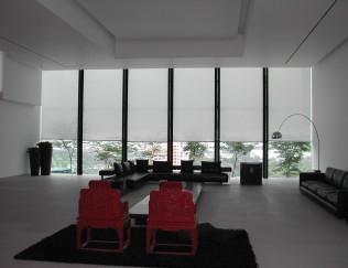 1.roller blind-Residential